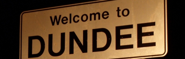 Dundee sign